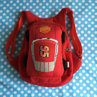 Cars Toddler Backpack