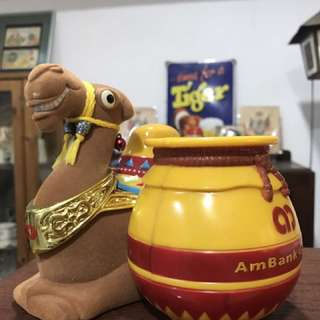 Ambank Camel Coin Bank