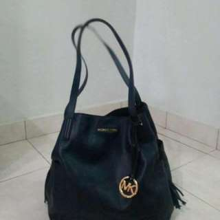 Preloved Michael Kors Ashbury Leather Bag