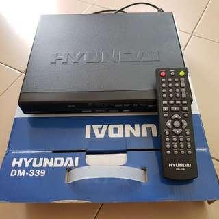 DVD Player - Hyundai DM339
