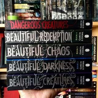 Beautiful Creatures Series - Kami Garcia & Margaret Stohl