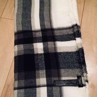Bnwot zara blanket scarf