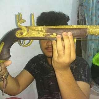 Pistol Antik dari jaman VOC