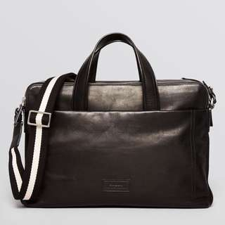 BALLY leather bag for serious business