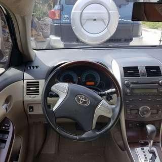 Toyota Altis 1.6 V