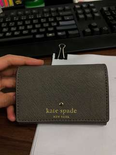Kate Spade cardholder (全新)