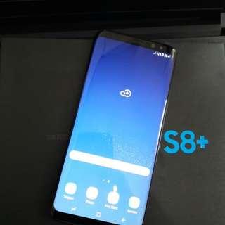 Samsung s8+ resmi sein indonesia