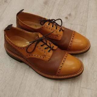 Tricker's for Traids 皮鞋