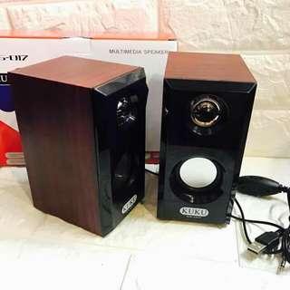 Kuku speaker  Set