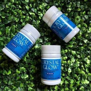 Crystal Glow Glutathione set of 3