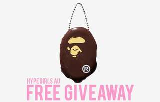 Free Bape Give Away