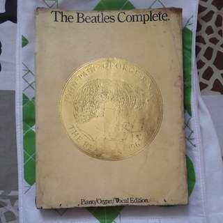 Buku The BEATLES Complete_Vintage