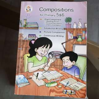 English Compositions for Primary 5 & 6