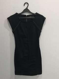 Little black dress ZARA TRF