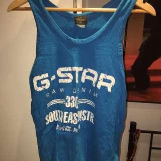 G Star Raw Singlet