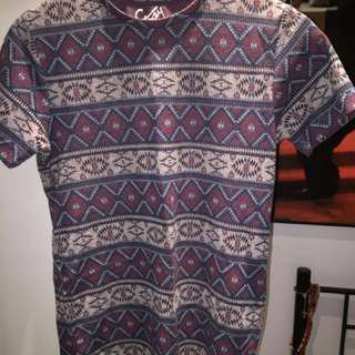 Stray Patterned Tee
