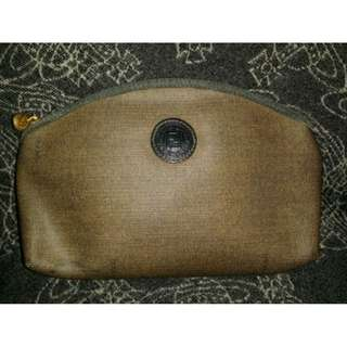 Authentic Vintage Fendi Cosmetic Pouch