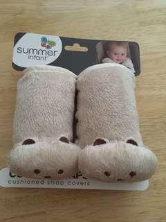 Summer infant cushy straps