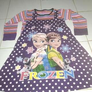 Overall rok frozen