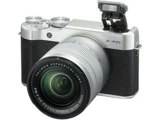 ( KREDIT TANPA DP DAN BUNGA 0% ) Fujifilm X-A10 KIT