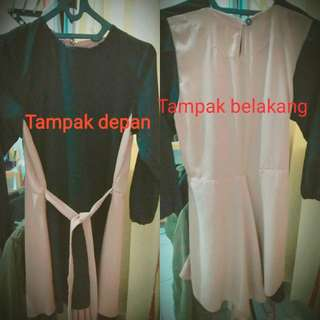 Tunik Two Tone