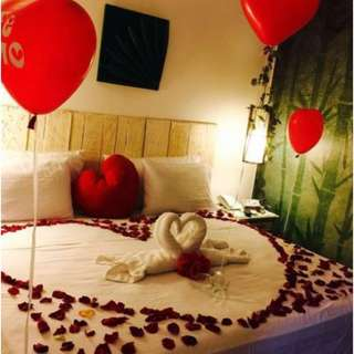 Valentine Proposal Surprise Package