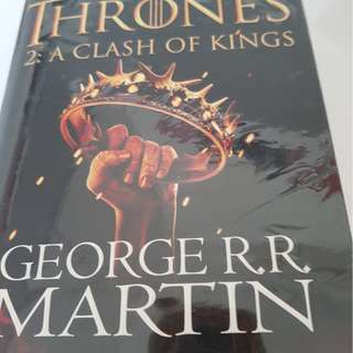 George Martin games of throne