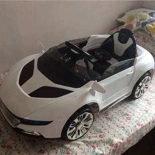Remote Control Toddler Car