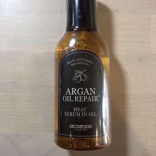 Skinfood Argan Oil Repair Heat Serum