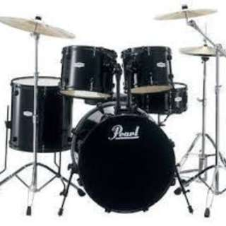 WTS/WTT: Pearl Forum Drum full sets (very new condition)