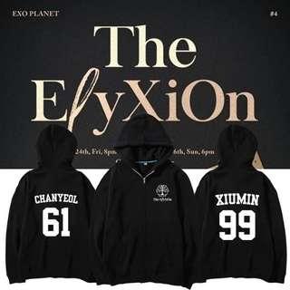 EXO Elyxion Hoodie