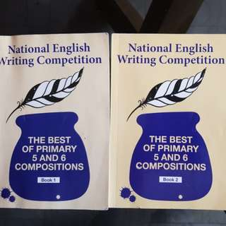 English Compositions- The best of Primary 5 and 6 Compositions.