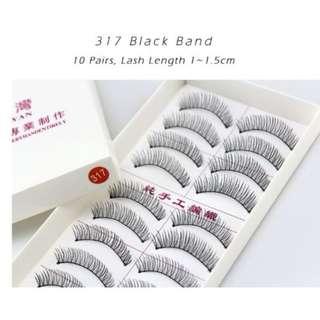 Taiwan Handmade Fake Eye Eyelashes