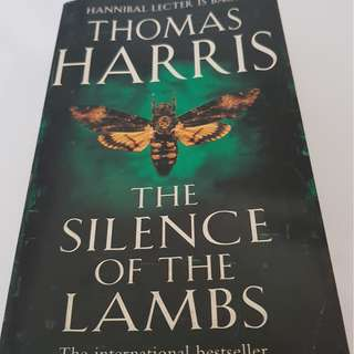 Thomas Harris Silence of the lamb