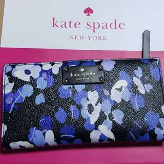 Authentic Kate Spade Grove Street Wallet S