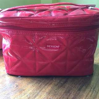 revlon make-up pouch