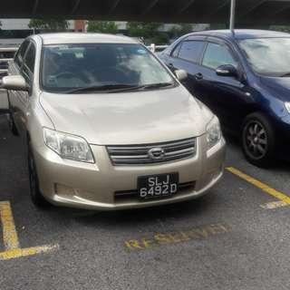 Used PHV car