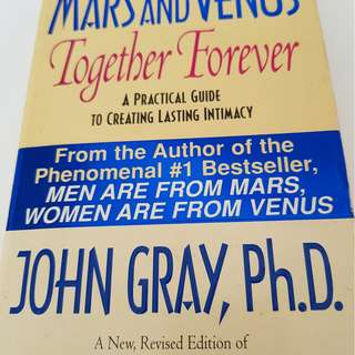 John Gray Mars and Venus