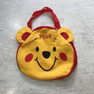 Pooh Bear Large Bag