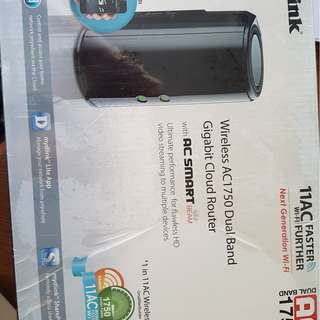 Router Dlink wifi