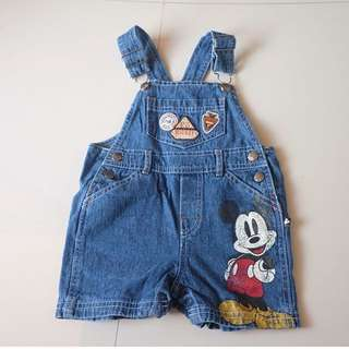 MICKEY MOUSE DUNGAREE