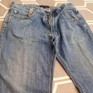 CHEAP! Very new Bossini Men Jeans!