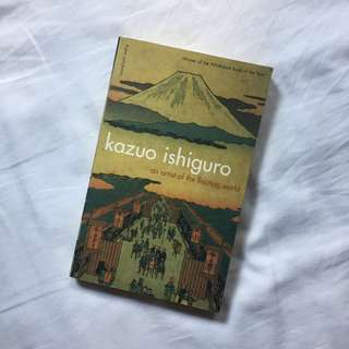 Kazuo Ishiguro - An Artist of the Floating World