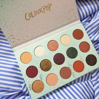 [Ready stock] Colorpop All I See Magic Eyeshadow Palette