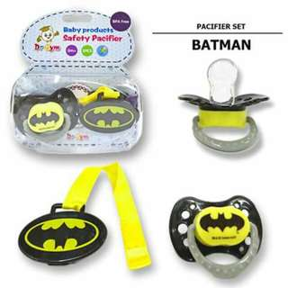 Batman Baby Pacifer