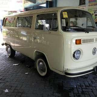 VW Combi Tahun 1978 Kondisi Bagus