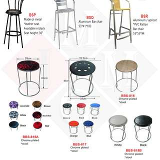 Bar-stool Chairs _ Office Furniture **