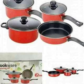 Casserole Cooking Set