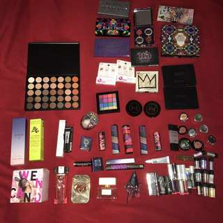 $2300 WORTH OF MAKEUP!! Huge clear out of makeup, brand new and lightly used/searched!