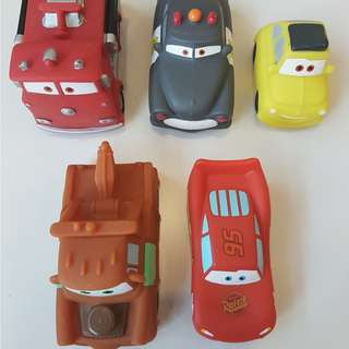Bath Toy Cars